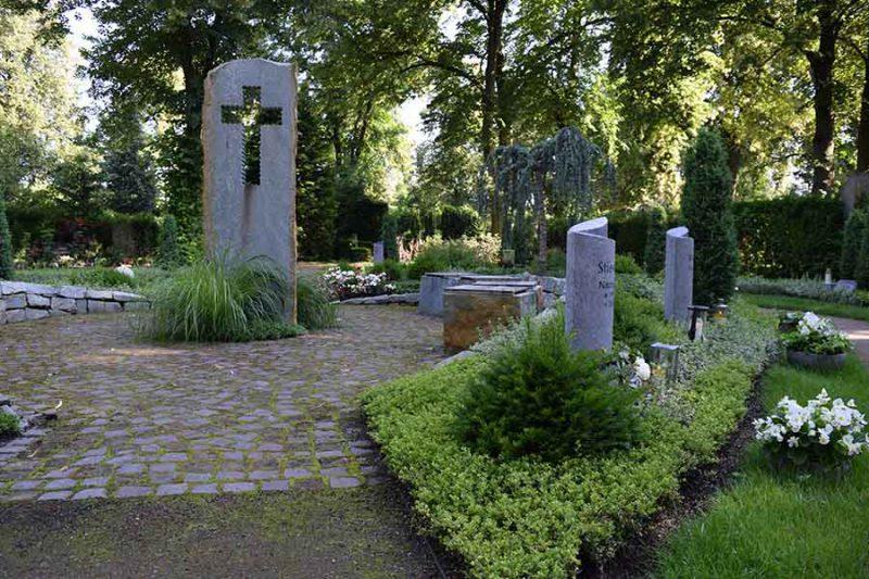 Memoriam-Garten Friedhof Wiedenbrück