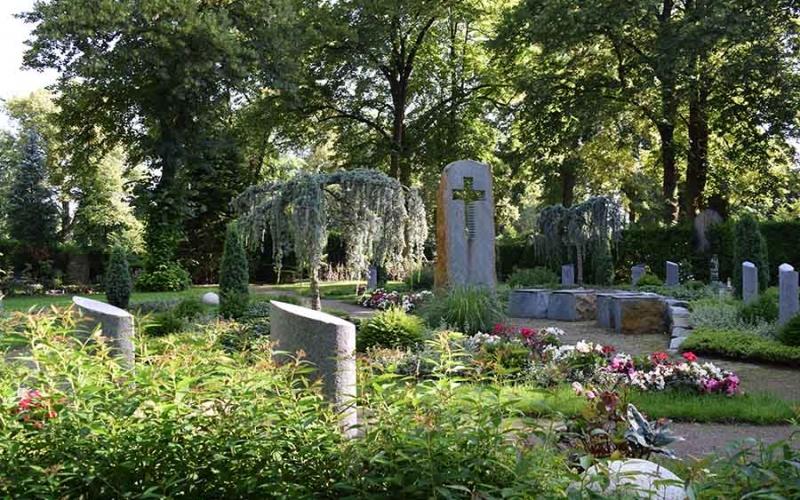 Memoriam-Garten