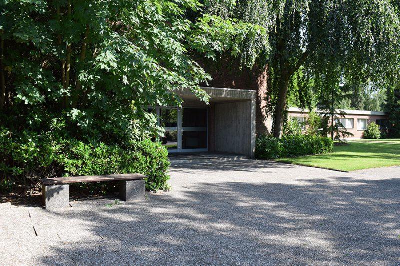 Friedhof Wiedenbrück Friedhofskapelle